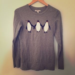 Bass Penguins Sweater - Small